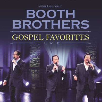 Picture of Gospel favourites live