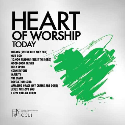 Picture of Heart of worship today