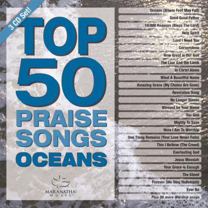Picture of Top 50 praise songs - Oceans