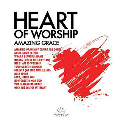 Picture of Heart of worship - Amazing grace