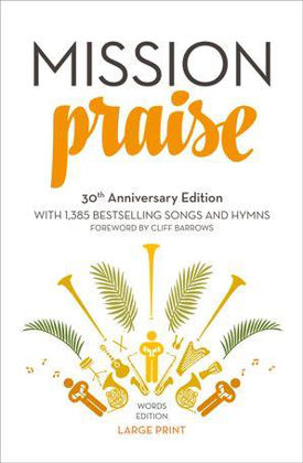 Picture of Mission Praise 30th edn Large Print Word