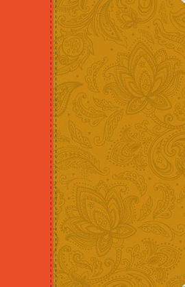 Picture of ESV Anglicised thinline Paisley/Tan