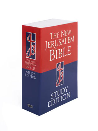 Picture of NJB - Study bible