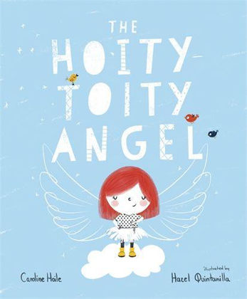 Picture of Hoity-toity angel The