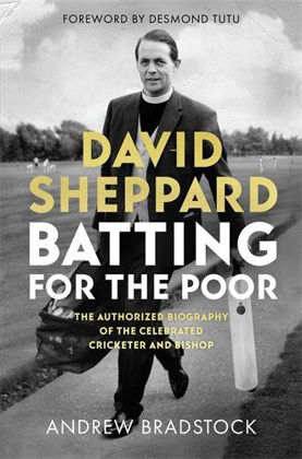 Picture of Batting for the poor: David Sheppard