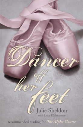 Picture of Dancer off her feet