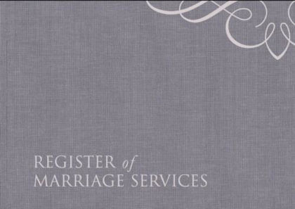 Picture of Register of Marriage Services (2021)