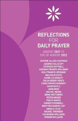 Picture of Reflections for daily prayer 2021-22