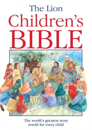 Picture of Lion children's bible