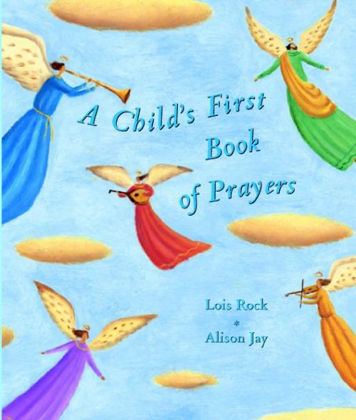 Picture of Child's first book of prayers