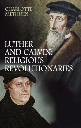 Picture of Luther and Calvin religious revolutonaries