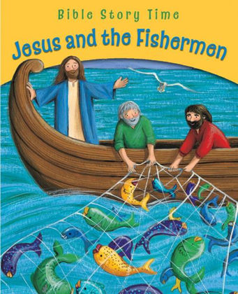 Picture of Jesus and the fishermen (BST)