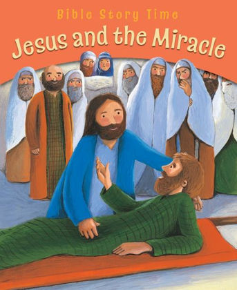 Picture of Jesus and the miracle (BST)