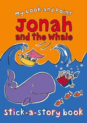 Picture of MLP Jonah whale stick a story