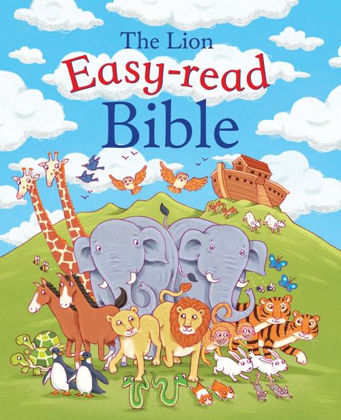 Picture of Lion Easy-read bible