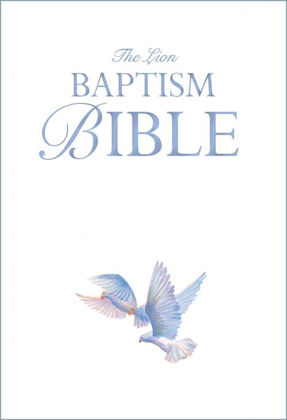 Picture of Lion Baptism Bible