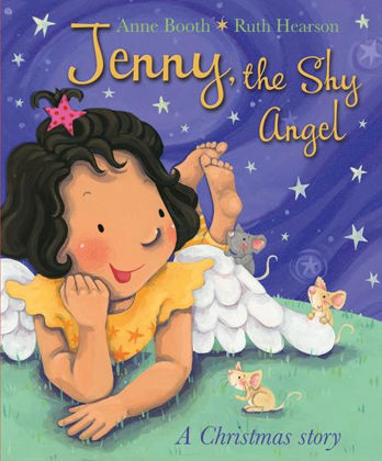 Picture of Jenny, the Shy Angel