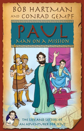 Picture of Paul Man on a mission