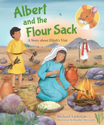 Picture of Albert and the flour sack