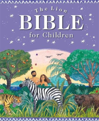 Picture of Lion bible for children