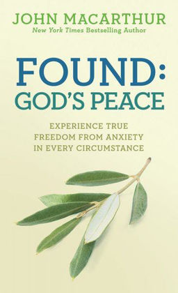 Picture of Found: God's peace