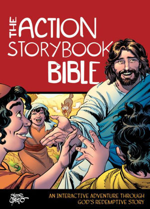 Picture of Action storybook bible