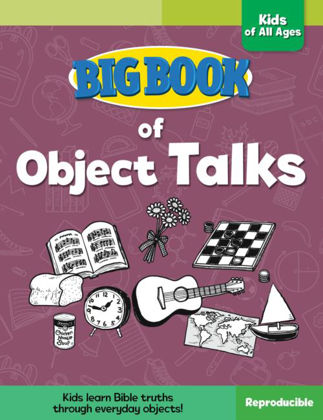 Picture of Big book of object talks