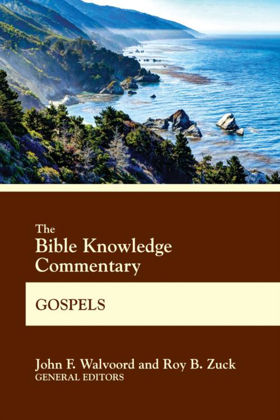 Picture of Bible knowledge commentary - Gospels