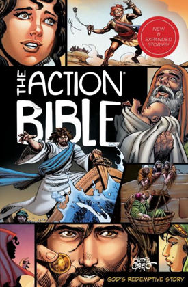 Picture of Action Bible The Expanded Edition