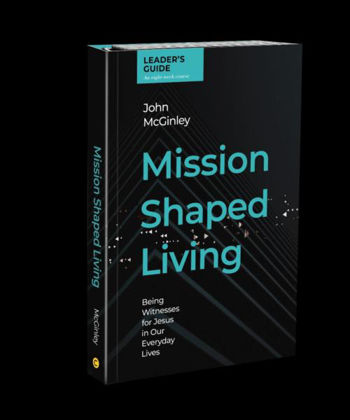 Picture of Mission-shaped living Leader's guide