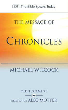 Picture of BST: Message of Chronicles