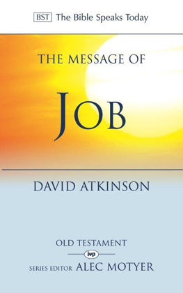 Picture of BST: Message of Job