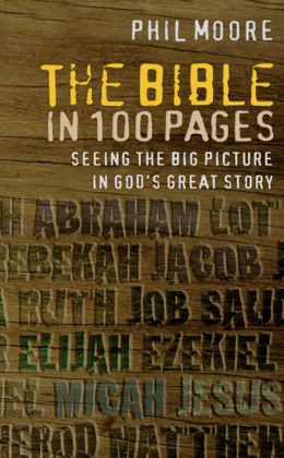 Picture of Bible in 100 pages