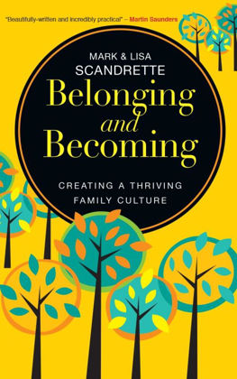 Picture of Belonging and becoming