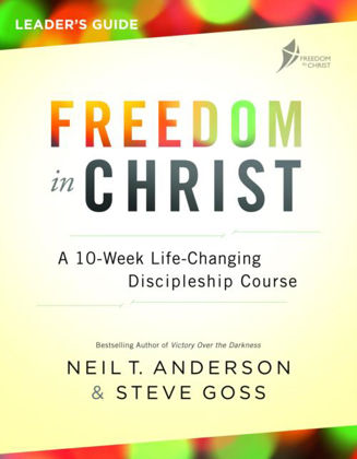 Picture of Freedom In Christ 3rd edn - Leaders guide