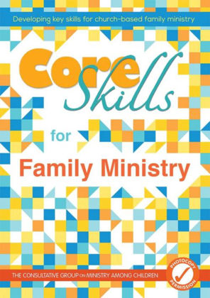 Picture of Core skills for family ministry