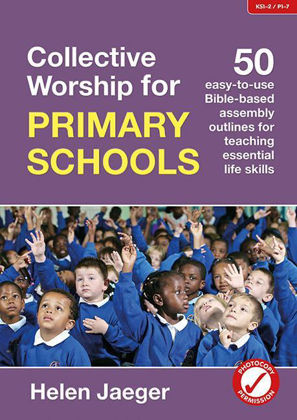 Picture of Collective worship for primary schools