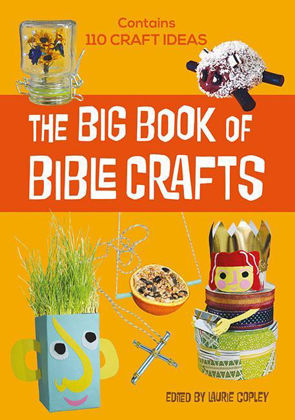 Picture of Big book of bible crafts