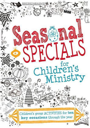 Picture of Seasonal specials for children's ministry