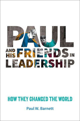 Picture of Paul and his friends in leadership