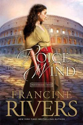Picture of Voice in the wind (Mark of the Lion #1)