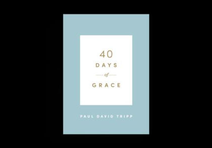 Picture of 40 days of grace