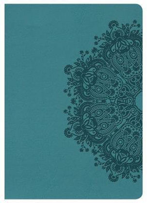 Picture of NKJV Large Print Compact Teal