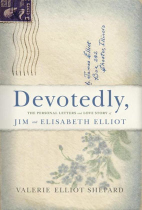 Picture of Devotedly: The personal letters and love story of Jim & Eizabeth Elliott