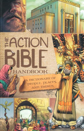 Picture of Action bible handbook The