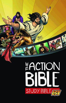 Picture of Action Bible Study Bible ESV