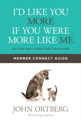 Picture of I'd like you more if you were more like me Member connect guide