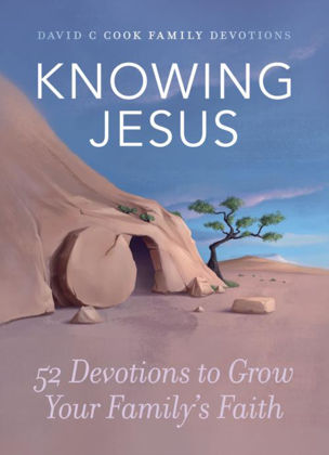 Picture of Knowing Jesus - 52 devotions