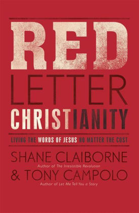 Picture of Red letter Christianity