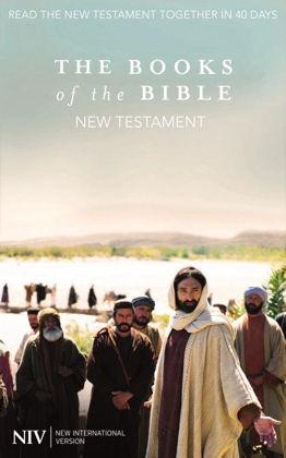 Picture of NIV Lumo Jesus New Testament